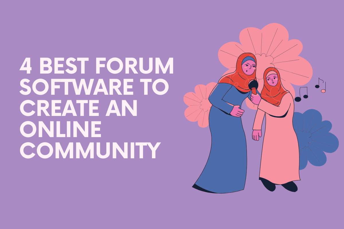 4 Best Forum Software to Create an Online Community (Traditional vs. Modern)